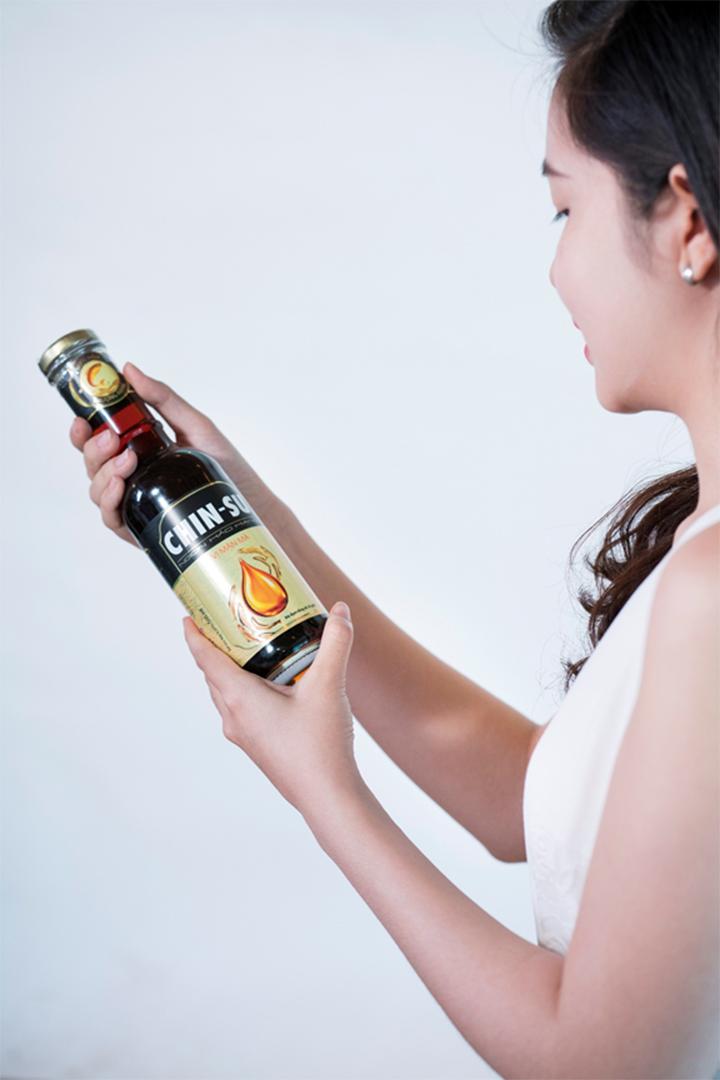Sản phẩm nước mắm Chinsu thượng hạng