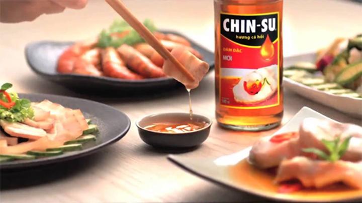 Món ăn ngon hơn nhờ nước mắm Chinsu