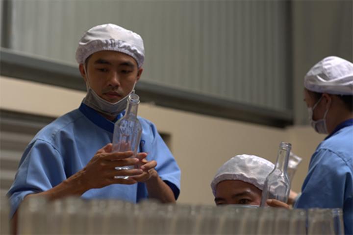 nghiên cứu quy trình sản xuất nước mám công nghiệp