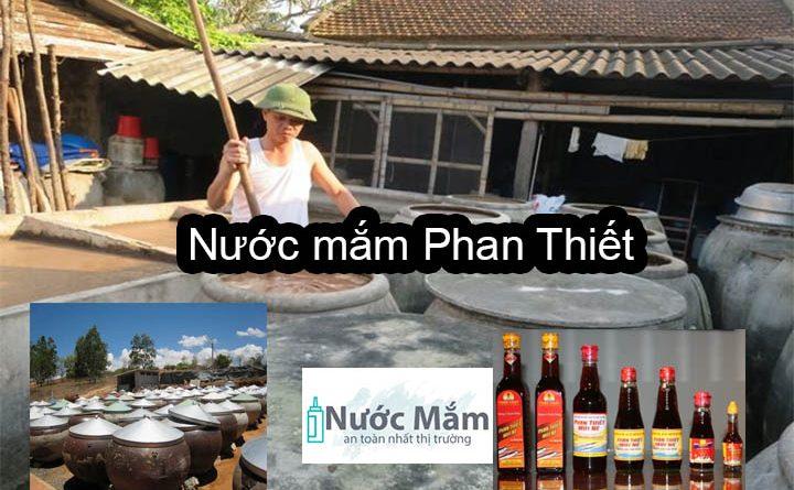 nước mắm Phan Thiết thương hiệu người Việt Nam