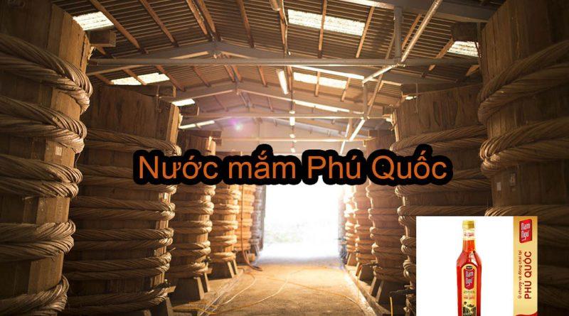nước mắm phú quốc thương hiệu người Việt