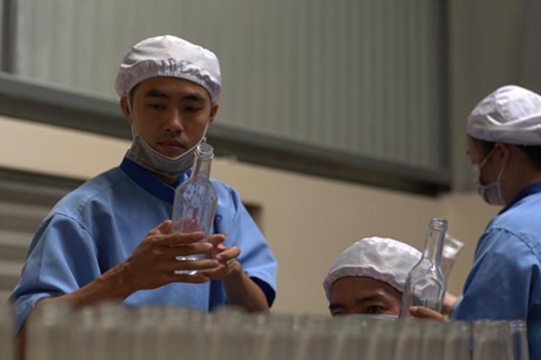 Nhà máy sản xuất Masan nước mắm công nghiệp đạt chuẩn của Bộ Y tế