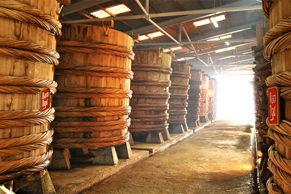 Nhà thùng nước mắm Nam Ngư